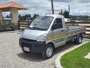Chevrolet N300 Pick Up llega a Colombia desde COP$37'490.000
