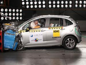 Latin NCAP le otorga cuatro estrellas al Citroën C3