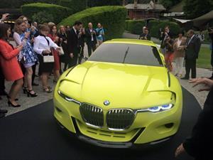 BMW 3.0 CSL Hommage, un concepto fuera de serie