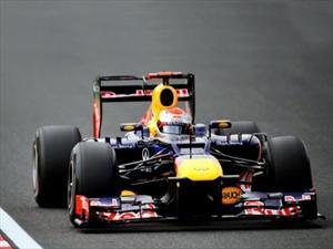 F1: Sebastian Vettel ganó el GP de Japón