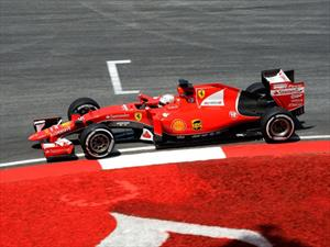 F1: Vettel y Ferrari se llevan el triunfo en Malasia