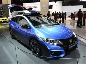 Honda Civic Tourer Active Life Concept, ideal para ciclistas