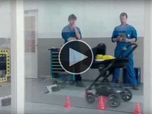Volkswagen desarrolla una impresionante carriola autónoma