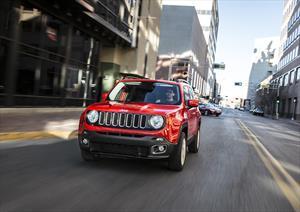 Jeep Renegade 2017, en Colombia desde $115'990.000