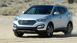 Hyundai Santa Fe 2013: Primeras imágenes