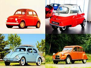 Top 10: Los autos más adorables de la historia