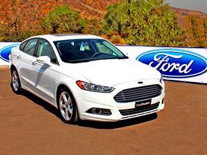 Nuevo Ford Fusion 2014: Estreno oficial en Chile