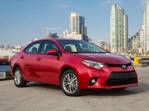 Toyota Corolla es el auto más vendido del mundo en el primer semestre de 2016