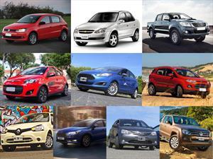 Top 10: Los autos más vendidos de 2015 en Argentina