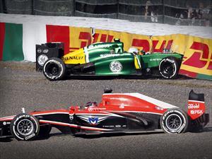 Marussia y Catheram definitivamente fuera de la Fórmula 1