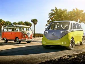 Volkswagen Kombi regresa completamente eléctrica