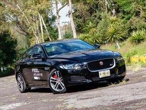 Manejamos el Jaguar XE 2016