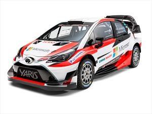Mobil1 regresa al WRC de la mano de Toyota
