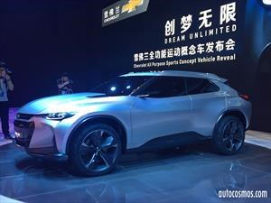 Chevrolet FNR-X Concept, en busca de nuevos caminos