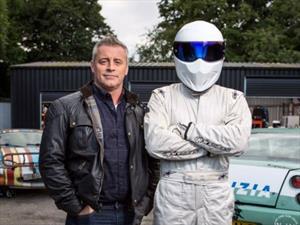 Matt LeBlanc es el nuevo elemento de Top Gear