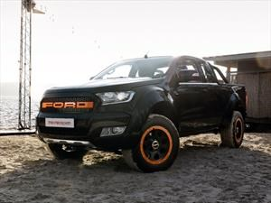 Una Ford Ranger extrema por MR Car Desing