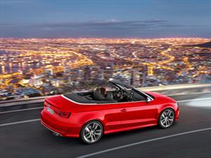 Audi S3 Cabriolet se presenta