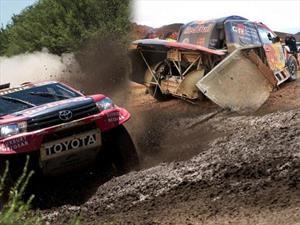 Dakar 2017, se concreta la caída de un gigante