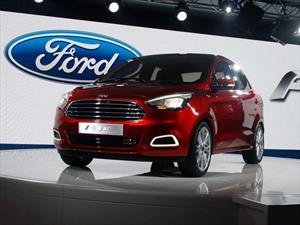 Ford Figo 2016 se confirma la llegada a México del pequeño sedán