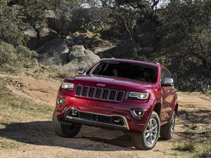 Jeep Grand Cherokee Ecodiesel 2015 es el green SUV del Año