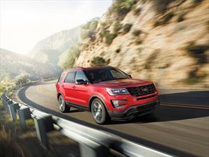 Ford Explorer Sport 2017 llega a México en $781,800