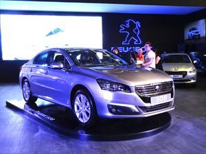 Peugeot 508 2015 llega a México en $469,900 pesos