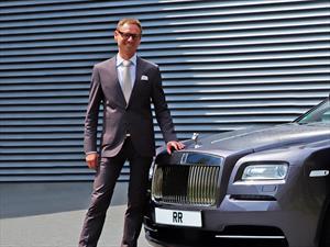 Rolls-Royce tiene nuevo Jefe de Diseño de Interiores