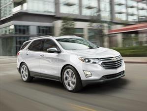 Chevrolet Equinox Diesel 2018 es más eficiente que sus rivales híbridas