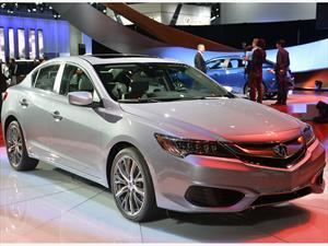 Acura ILX 2016 se renueva