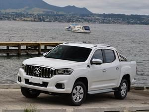 Maxus T60: una nueva pick-up china entra al ruedo