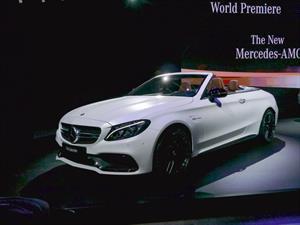 Mercedes-AMG C63 Cabriolet se presenta