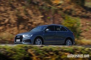 Test drive: Audi Q3 2017