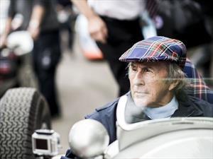 Jackie Stewart a favor del controvertido sistema Halo