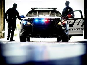 Ford Police Interceptor festeja 100,000 unidades producidas