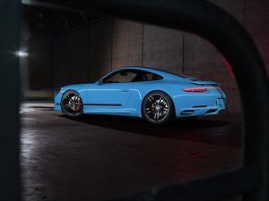 Porsche 911 Carrera S por TechArt debuta