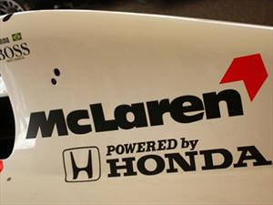 Honda regresa a la F1