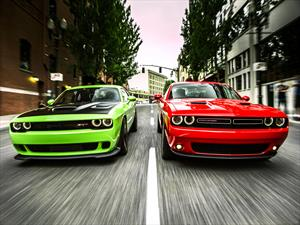 El nuevo Dodge Challenger llegaría en 2018