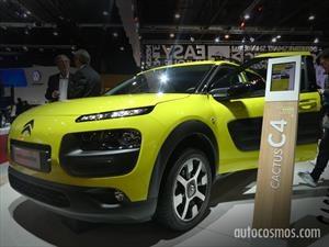 Citroën llena su casa de novedades en el Salón de Buenos Aires 2017