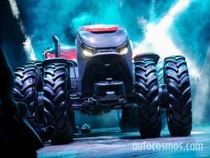 Hay un tractor autónomo en Argentina