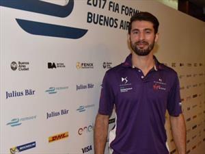 Fórmula E, Pechito López: Un error mínimo acá puede ser muy grave