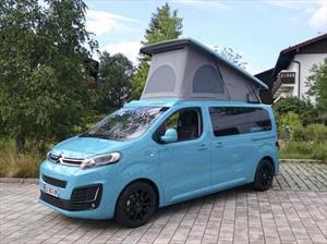 Una van para la aventura según Citroën