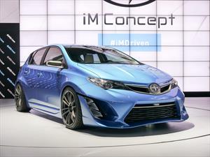Scion iM Concept, basado en un Toyota Auris