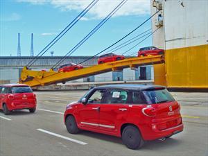Fiat 500L llega a Estados Unidos y Canadá