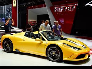 Ferrari 458 Speciale Aperta, la spider más potente