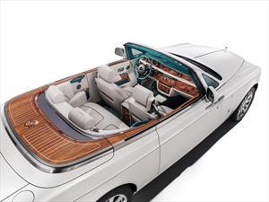 Rolls Royce Drophead Coupé edición Marajá debuta en Dubái