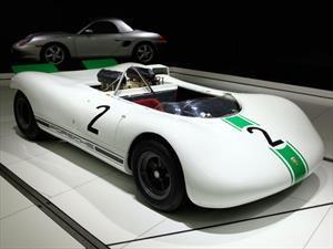 """Porsche 909 """"Bergspyder"""": ligero y sumamente veloz"""