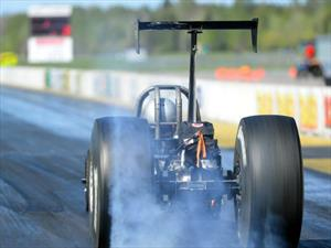 Video: Dragster eléctrico impone nuevo récord
