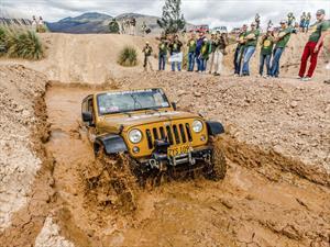 Jeep Academy Colombia, sorprendente aventura off road