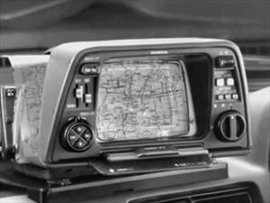 El primer navegador para el auto de la historia.