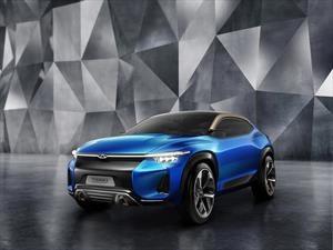 Tiggo Sport Coupe Concept, un vistazo al futuro de Chery